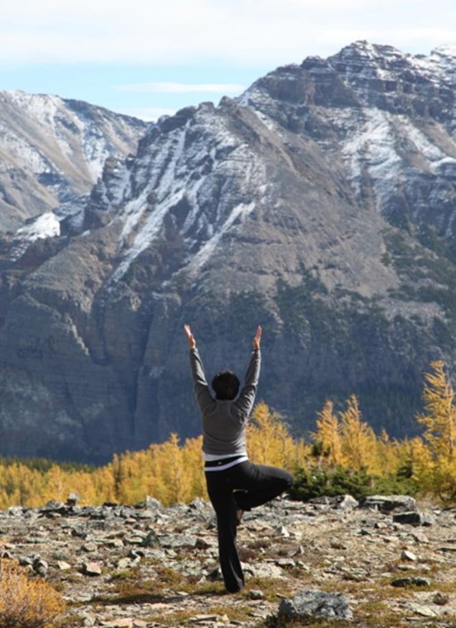 Banff Hiking