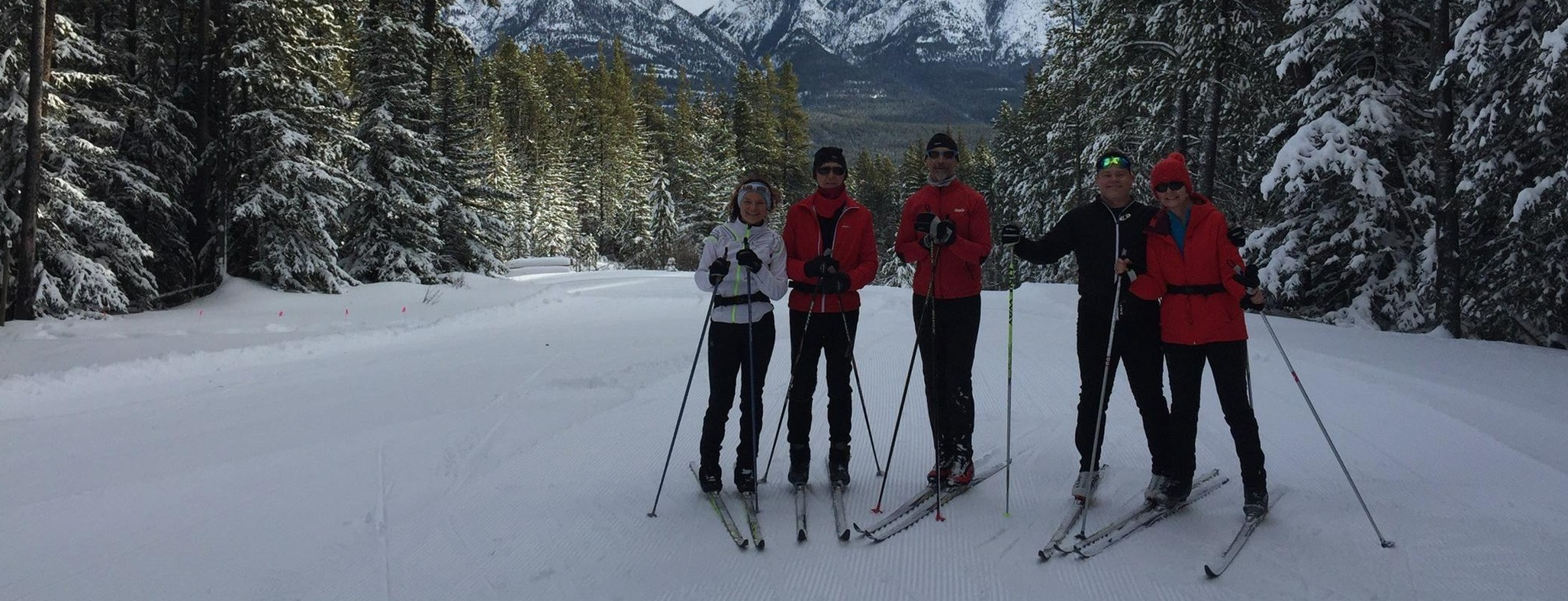 Cross Country Sky Yoga Retreat Canmore
